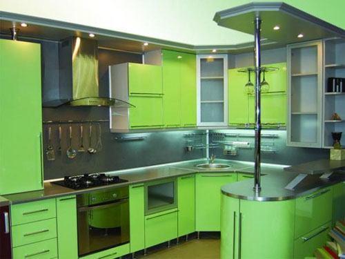 Мебель для кухни в Перми